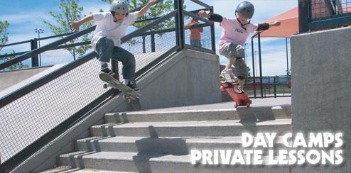 skateboard lessons denver