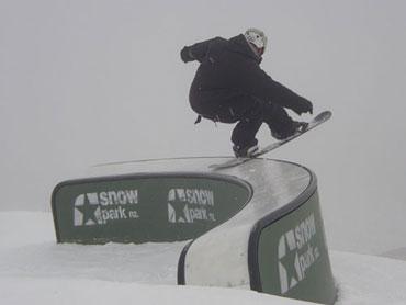 snowboard new zealand